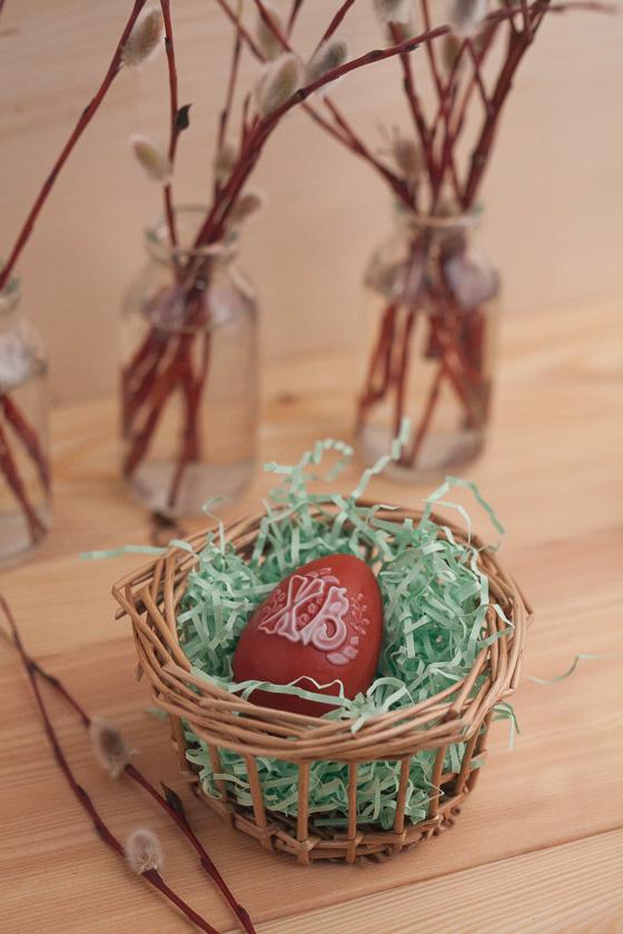 Мыло Яйцо/ХВ. Пластиковая форма