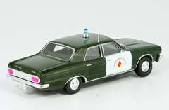 Dodge Dart Spanish Police 1:43 DeAgostini World's Police Car #15