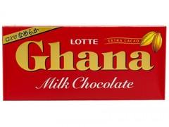 Шоколад ГАНА молочный,  Lotte, 50 гр.