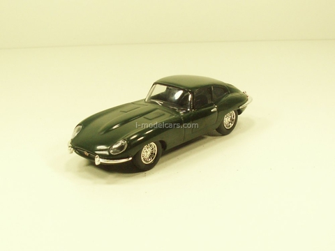 Jaguar E-Type 1:43 DeAgostini Supercars #16