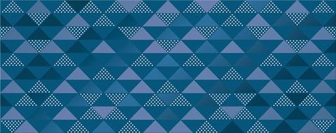 Декор Vela Indigo «Confetti» 505х201 (кв.м.)