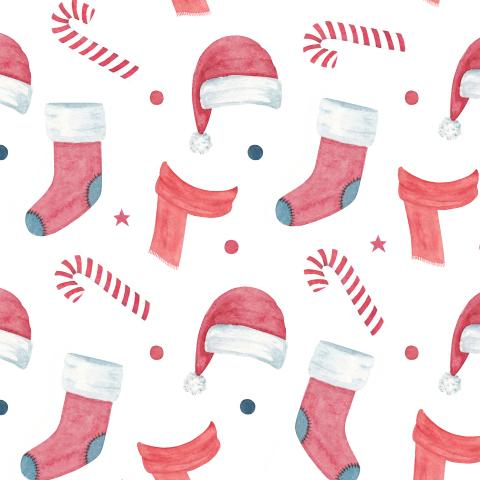 Рождественский наряд Санты