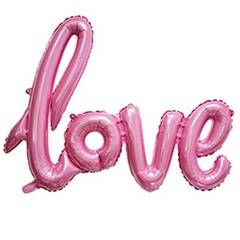 К ФИГУРА LOVE Pink, 108 см * 64 см.