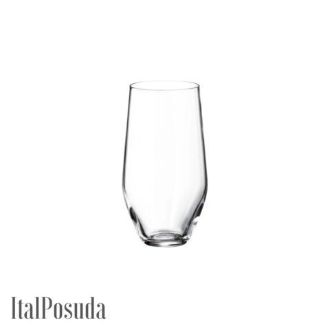 Набор стаканов для воды Bohemia Michelle (Мичелл), 6 шт BOHEMIA22694