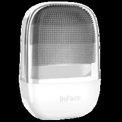 Очиститель для лица Xiaomi inFace Sonic Beauty ультразвук, серый MS-200GR
