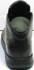 Высокие кеды мужские кроссовки весна осень Ikoc 1770-5 B-Brown.