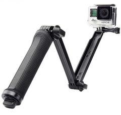 Монопод для экшн-камер 3-Way Monopod Stand Mini Tripod