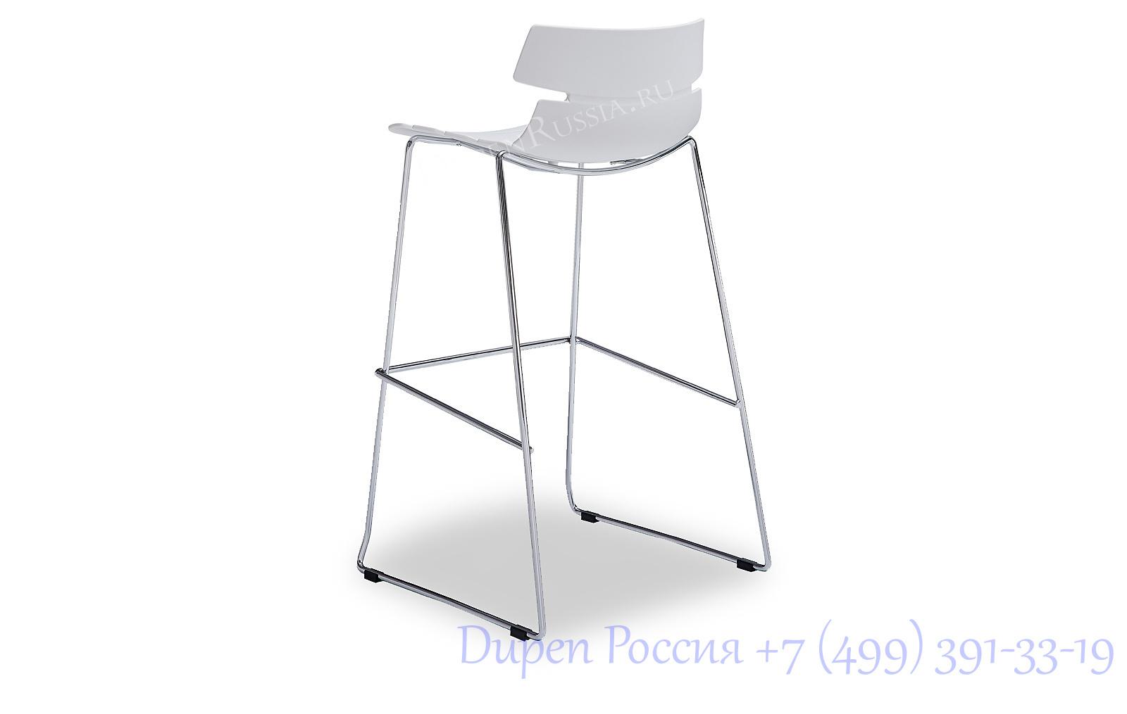 Стул барный Claudio Bellini CT-602 белый