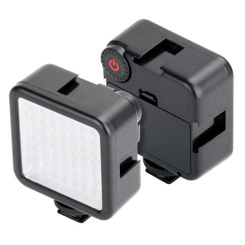 Свет фонарь W49 LED для стабилизаторов Zhiyun DJI Osmo Moza Freevision
