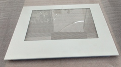 Внешнее стекло дверки духовки плиты ЗВИ (572 х 408). Не поставляется