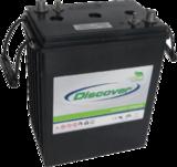 Тяговый аккумулятор Discover EV305A-A - ABS ( 6V 330Ah / 6В 330Ач ) - фотография