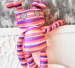 Подушка-игрушка антистресс «Инопланетный гость» 4