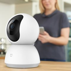 Сетевая камера Xiaomi Mijia 360° Home Camera PTZ Version 1080p (MJSXJ02CM / MJSXJ05CM)