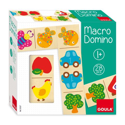 Макро домино