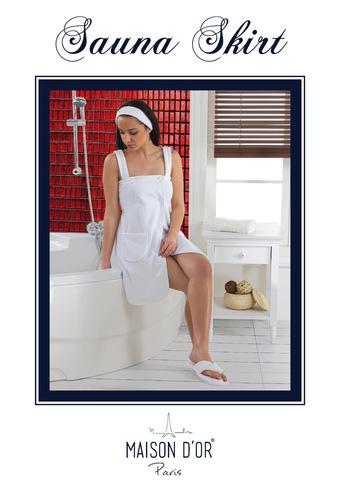SKIRT СКИРТ набор женский для сауны Maison Dor Турция