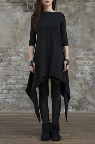 Платье «Eva Basic Black»