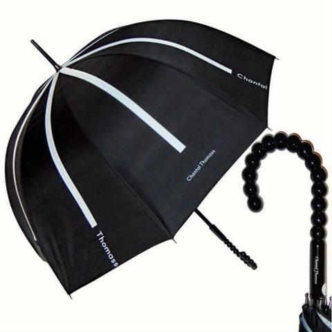 Зонт- черный колокол