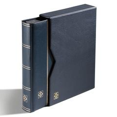Шубер подходит для кляссеров для марок на 64 страницы формата А4.