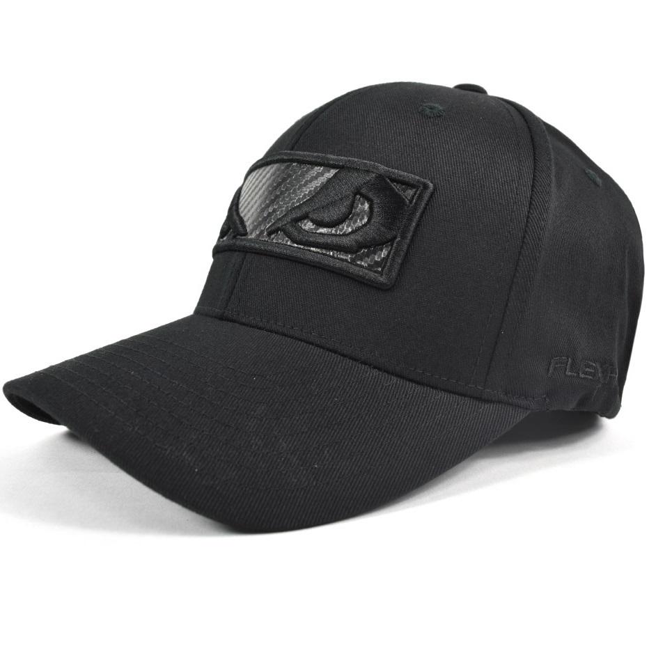 Бейсболки/Кепки Бейсболка/Кепка Bad Boy Carbon Cap Black 1.jpg