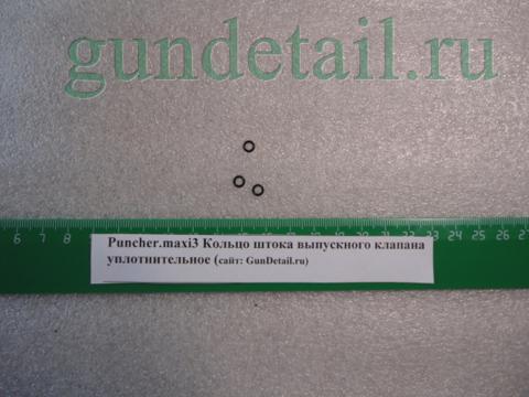 Кольцо штока выпускного клапана уплотнительное Puncher.maxi3