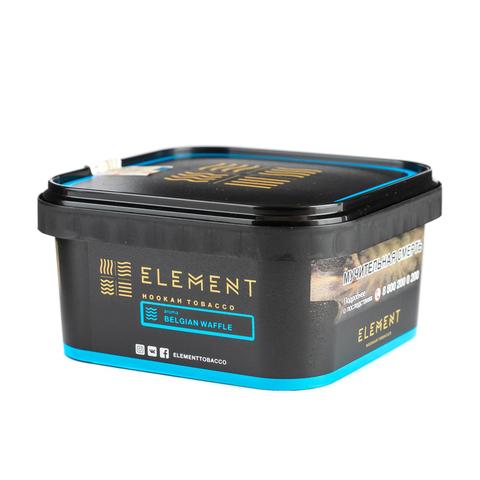 Табак Element (Вода) - Belgian Waffle (Бельгийская Вафля) 200 г