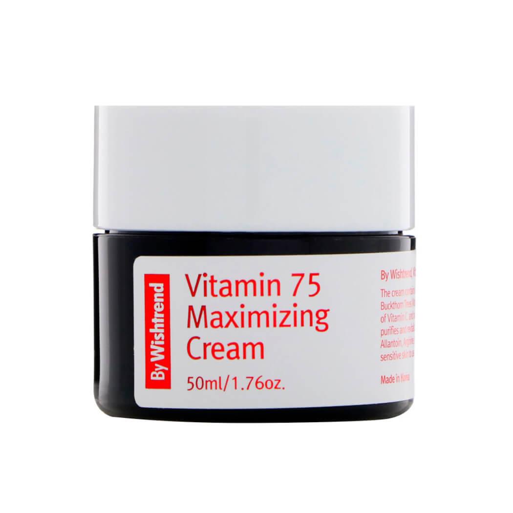 Крем для лица By Wishtrend Vitamin 75 Maximizing Cream 50 мл