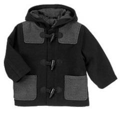 GYMBOREE Пальто с капюшоном для мальчика МВ39