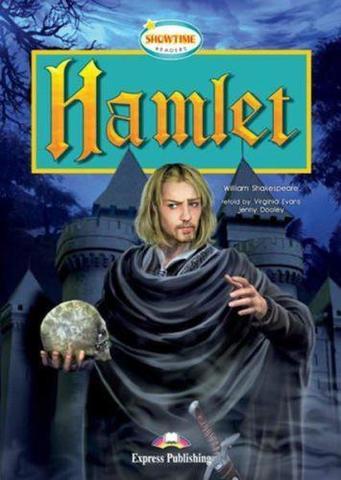 Hamlet. Гамлет. Уильям Шекспир. Уровень B2 (10-11 класс) Книга для чтения