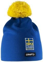 Шапка сборной Швеции Craft Ski Team Voyage Hat