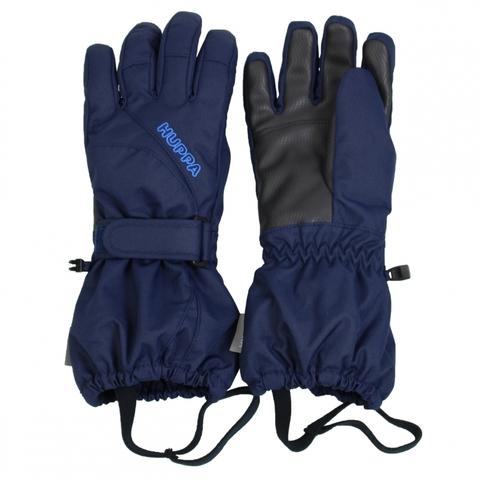 HUPPA JOSH зимние детские перчатки темно-синий