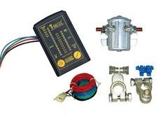 T-Max Набор для подсоединения двух батарей с индикатором зарядки