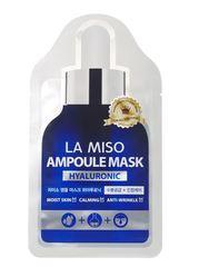 Увлажняющая ампульная маска с гиалуроновой кислотой La Miso