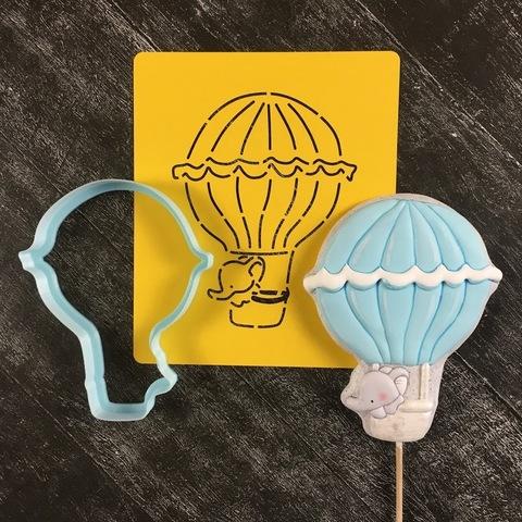 Воздушный шар №3