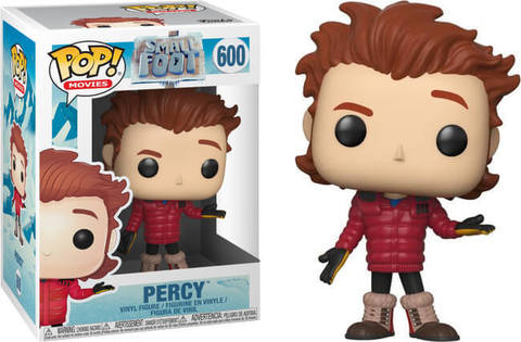 Percy Small Foot Funko Pop! Vinyl Figure || Перси Смолфут