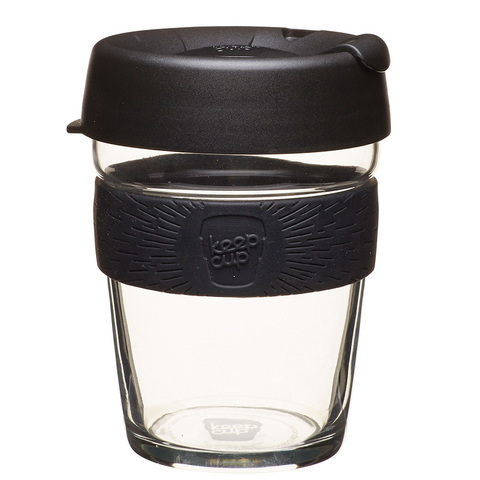 Кружка KeepCup BREW Black 340мл