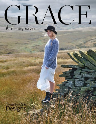 Книга Kim Hargreaves GRACE