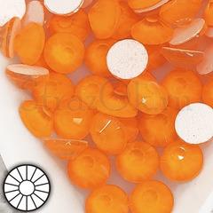 Купить оптом неоновые стразы Orange Neon в интернет-магазине недорого