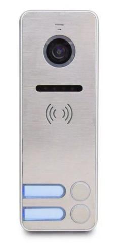 Вызывная панель  iPanel 2 (Metal) 2 аб.