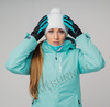 Женский утеплённый прогулочный лыжный костюм Nordski Montana Sky 2020
