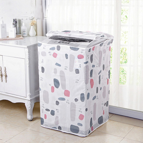Чехол для стиральной машины с вертикальной загрузкой с узорами