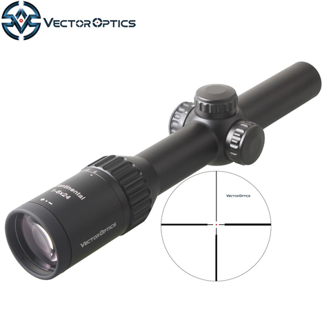VECTOR OPTICS CONTINENTAL 1-6X24IR