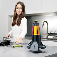 Набор кухонных инструментов Elevate Carousel Multi (Joseph Joseph)