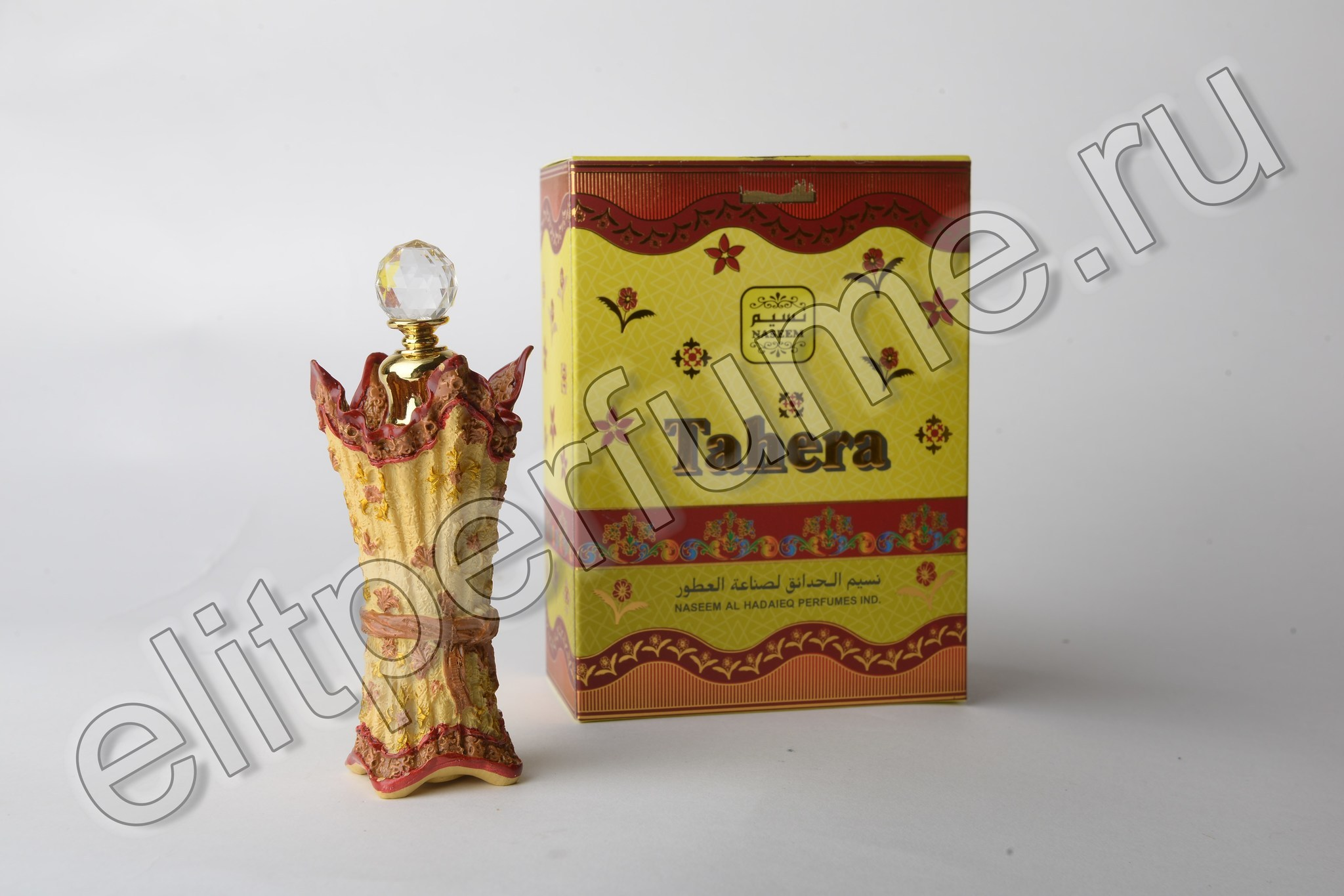 Пробник для Tahera Тахира 1 мл арабские масляные духи от Насим Naseem Perfumes
