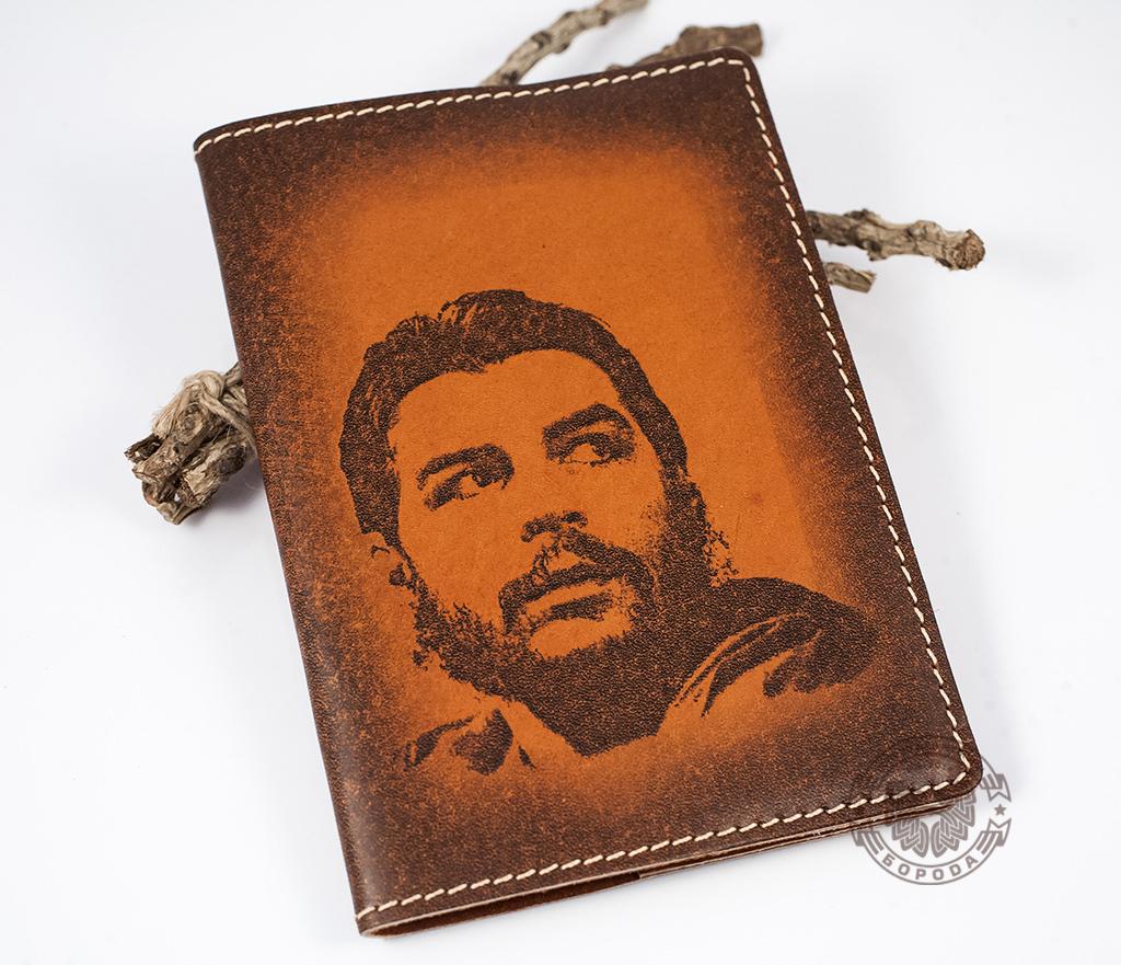 Обложка на паспорт с «Че Геварой»