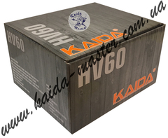 Катушка с байтраннером Kaida HV 50