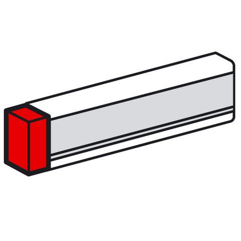 Кабель-канал 85x50 Торцевая заглушка. Цвет Белый. Legrand Metra (Легранд Метра). 638025