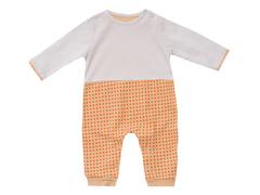 65533 комбинезон детский, оранжевый