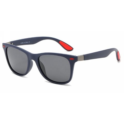 Солнцезащитные очки поляризационные 4195004p Черный - фото