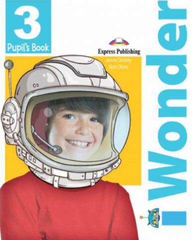 iWonder 3 Pupil's Book - учебник с дополненной реальностью