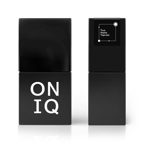 Финишное покрытие с матовым эффектом- (908) ON-IQ, 10 мл